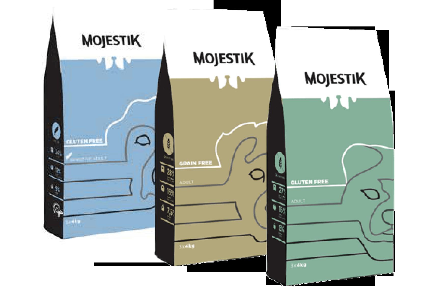 Mojestik first bags